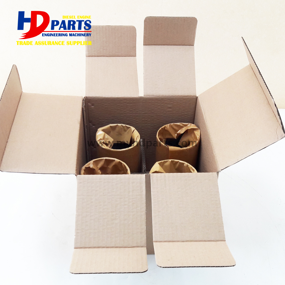 S4L S3L S4L2 Forklift Cylinder Liner Sleeve For Mitsubishi Engine Part