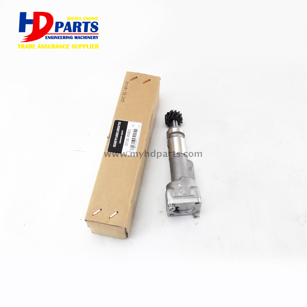 Buy S4Q S4Q2 S4E S4E2 Diesel Engine Oil Pump Assy For