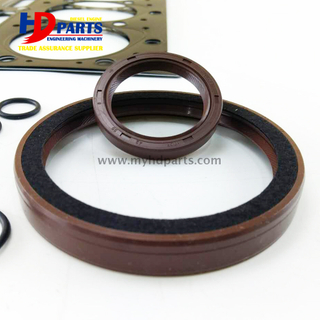 Tractor Engine Parts V2203 Engine Crankshaft Front And Rear Oil Seal