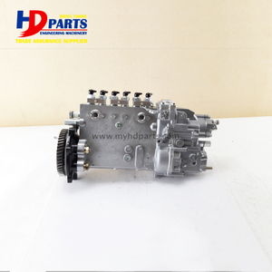 For Daewoo Doosan Wheel Loader Excavator DB58 Engine Diesel Fuel Injection Pump 400912-00069