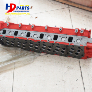 Excavator Diesel Engine Parts 6HK1 Cylinder Head For Isuzu Diesel Engine