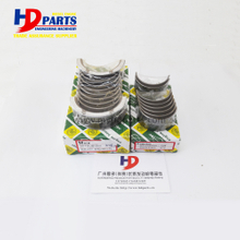Excavator Diesel Engine Parts K4E Main And Con Rod Bearing