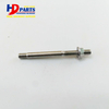 Diesel Engine Parts 6BD1 Exhaust Pipe Bolt For Isuzu Engine Part