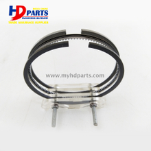 For Daewoo DL08 Diesel Engine Piston And Piston Ring Set 65.02501-0505