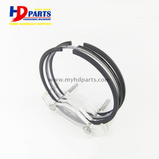4JG2 Engine Piston Ring For ISUZU 8-97680-216-0 8-94370-449-0