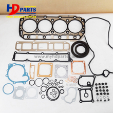 4TNV106 S4D106-2 S4D106 4D106 Diesel Engine Full Gasket Kit Metal Gasket