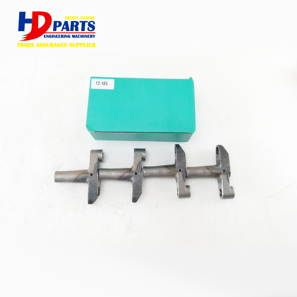 Engine Parts 6D125 Valve Rocker Arm Bracket PC400-5 Valve Rocker Arm Bracket