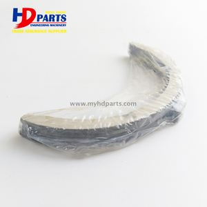 Engine Spare Parts 6BG1 6BD1 Thrust Washer For Isuzu Excavator