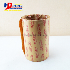 Diesel Engine Parts Cylinder Liner V25C Sleeve No 11467-2280 For HINO