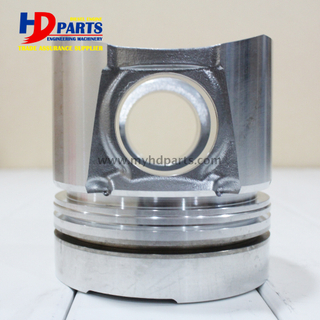 Excavator Engine Spare Parts For 4D105-5 6D105 Engine Piston Kit 6137-32-2110