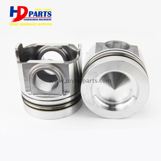 Diesel Engine Parts 3406 Piston Aluminum 9Y7212 For Excavator And Truck