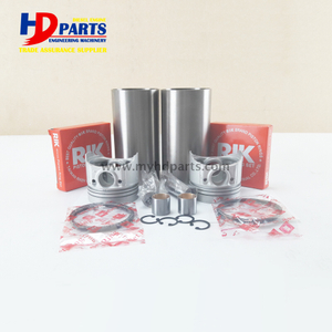 D722 Z482 Engine Piston Cylinder Liner Kit For Kubota Forklift Diesel Engine