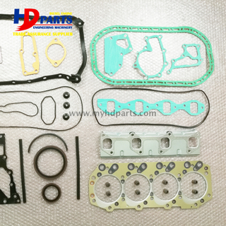 Diesel Engine Head Gasket For 4JG2 Full Gasket Kit Set
