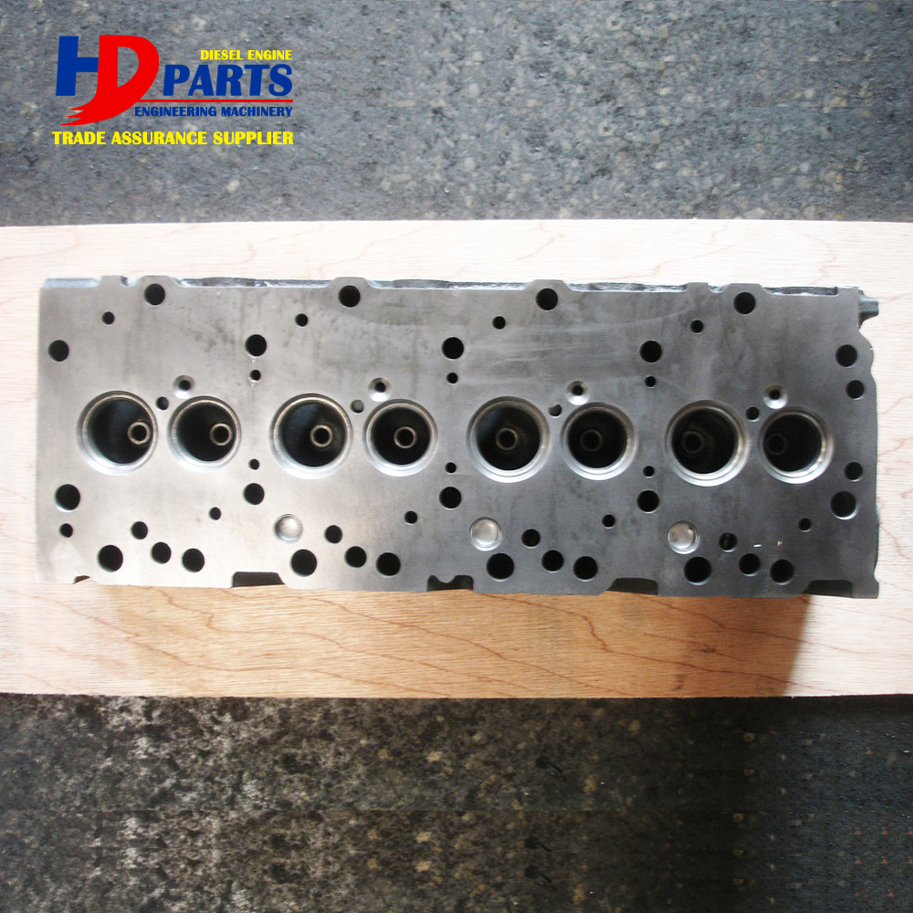 Diesel Engine 4JB1T SK60 Cylinder Head OEM Number 8-94431-523-0 For Isuzu Engine Part