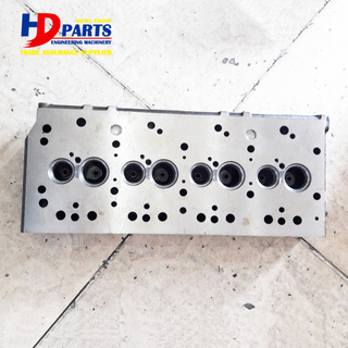 Excavator Engine Part 4BD1 4BG1 Cylinder Head Assy For Isuzu Engine