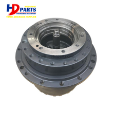 Construction Forklift Spare Parts Transmission Gearbox PC120-5 Travel Final Drive Reducer 4D95