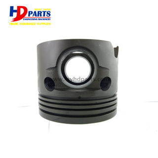 Hino P11C Diesel Engine 4 Holes Inside Cast Iron Piston Parts 13211-2700