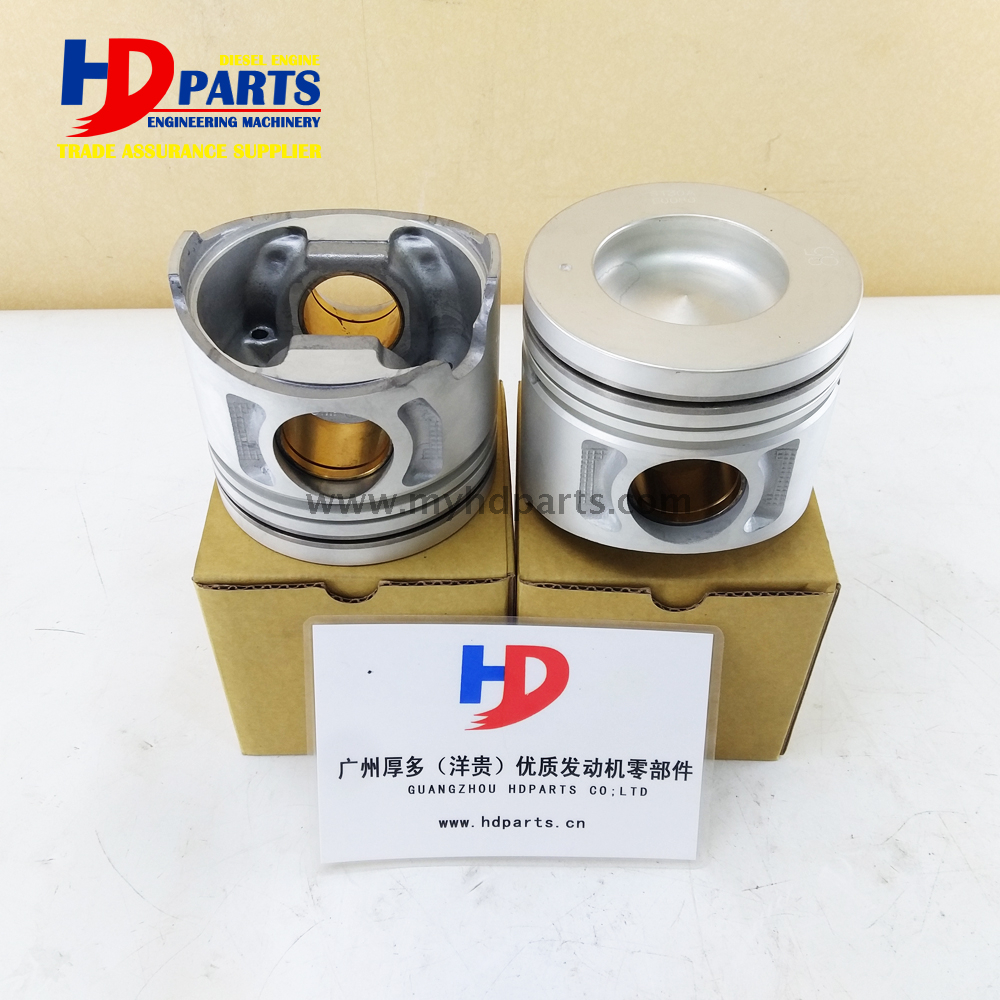 Buy J08CT J08C For Hino Engine Piston OEM S130A-E0080