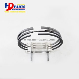 Excavator Engine Parts For 8PD1 10PD1 12PD1 Engine Piston Ring Set For Isuzu Excavator