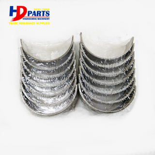 Excavator Bulldozer Forklift Loader Truck Engine Parts Engine Crankshaft Bearing P11C EM100 Main bearing STD
