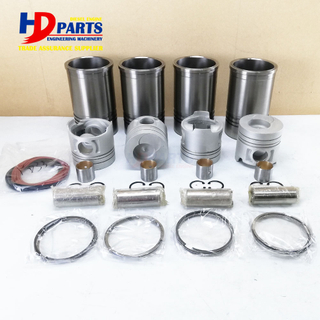 Engine FD33 Cylinder Liner Kit Set