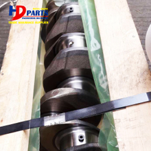 Excavator Diesel Engine Parts 6HK1 Forged steel Crankshaft OEM Number 8-94396-737-4