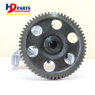 Engine Spare Pars EF750 Oil Pump For Hino Engine