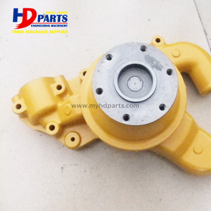 Excavator Engine Diesel Parts For 4D105-3 4D105-3C Water Pump