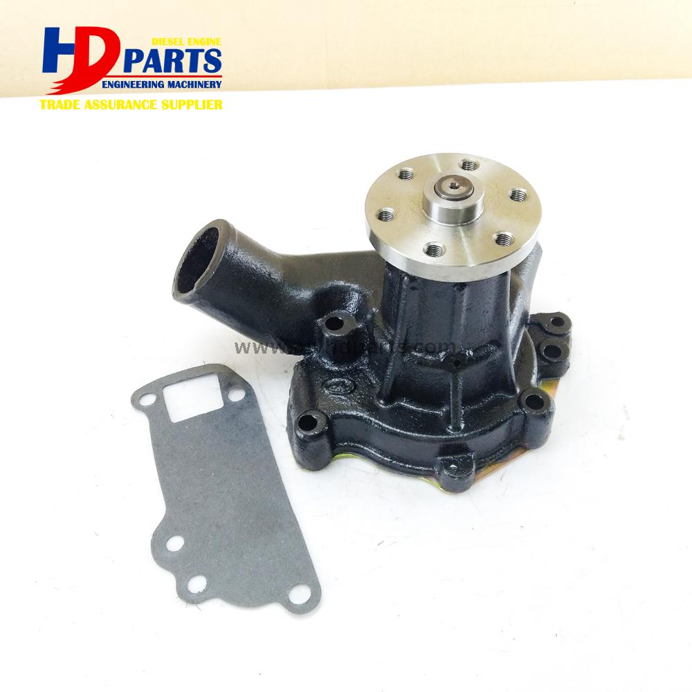 Buy 6BD1 Engine Water Pump 6 holes For ISUZU Engine Parts