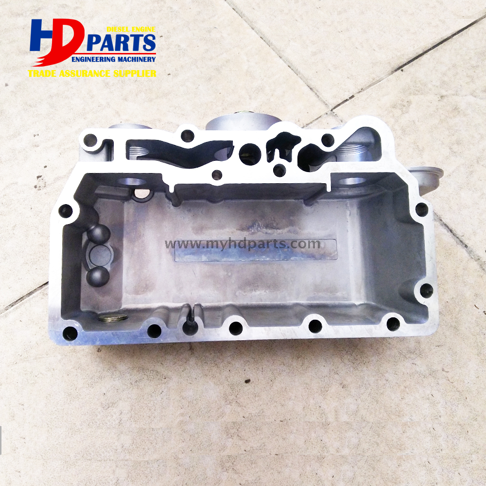 For New Volvo Engine D7D D7E EC240 EC290 Oil Cooler Cover