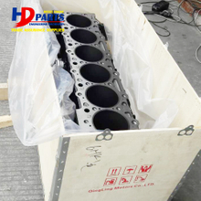 Diesel Engine Part 6HK1 Cylinder Block For Isuzu No 8-98206-965-0 8-97600-119-1