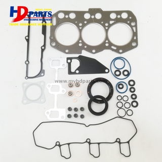 Diesel Engine 3TNV76 Cylinder Head Gasket Kit
