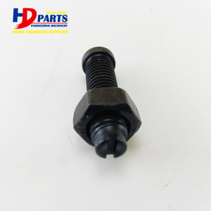 Diesel Engine Parts 6BG1 Valve Adjusting Bolt 6BD1 Valve Adjusting Screw
