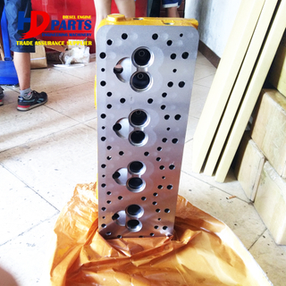 Diesel Engine Parts 4D130 Cylinder Head For Komatsu Engine Part
