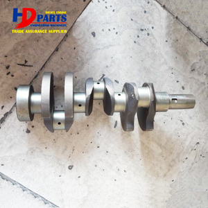 Engine Crankshaft 3TNV84 3TNE84 Crankshaft 3D84-2 Mainshaft For Forklift Parts