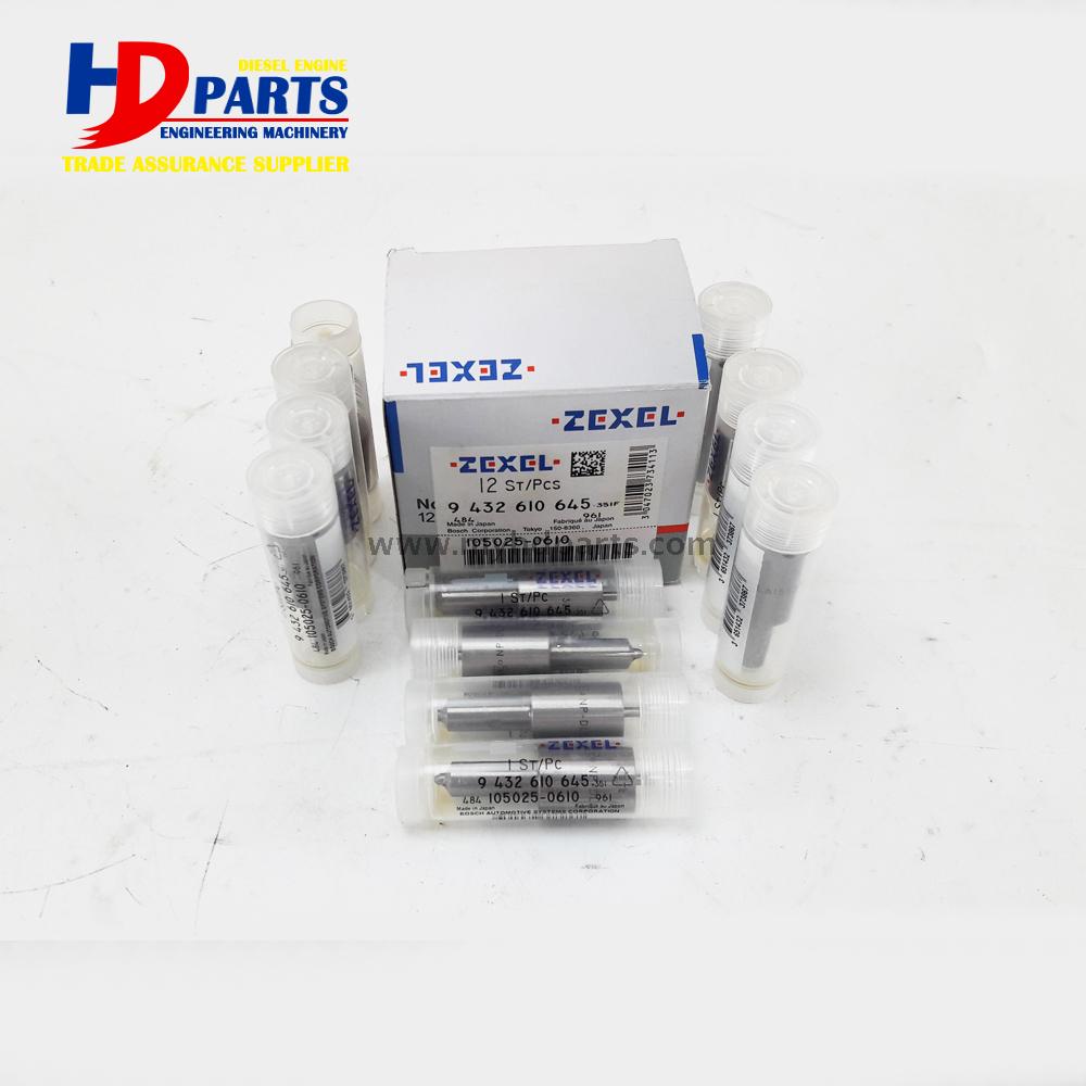Buy Zexel DLLA155SM061 S Type Injector Nozzle for Diesel