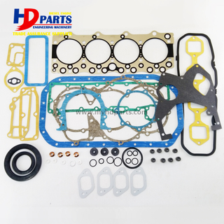 4BD1 Metal Isuzu Cylinder Head Gasket Kit
