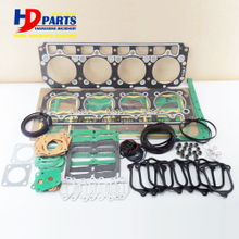 8DC8 8DC81 8DC82 Engine Full Gasket kit For Excavator Engine Parts