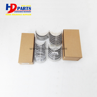 Diesel Engine Parts Engine Bearing Set PD6 Main And Con Rod Bearing Set