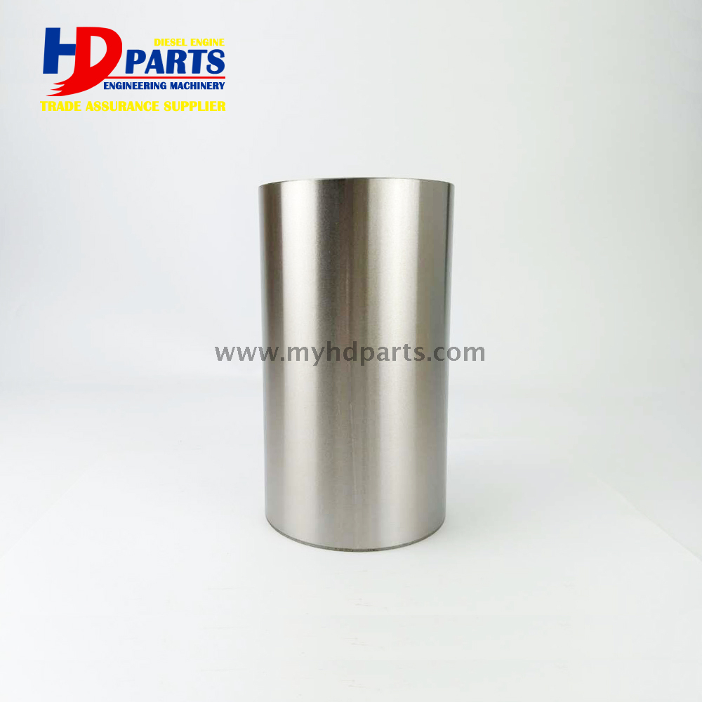 Diesel Engine Spare Parts S4Q2 Cylinder Liner for Mistubishi