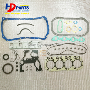 Trucks And Engineering Vehicles Diesel Engine Gasket 4JB1 Full Gasket Kit