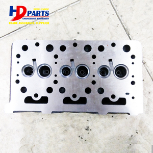D1302 Cylinder Head No 15511-03042 15511-03040 For Kubota Diesel Engine Part