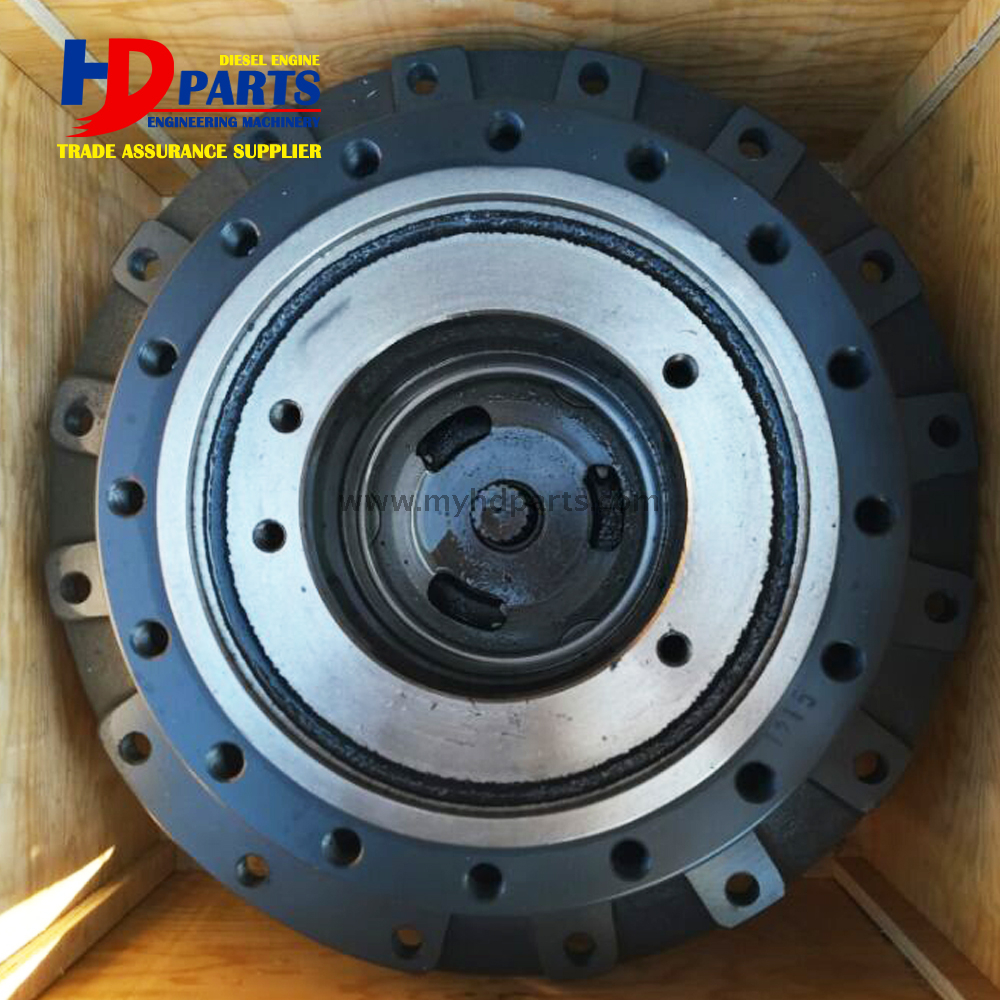 E320C Final Drive Gearbox 320C Travel Track Final Drive