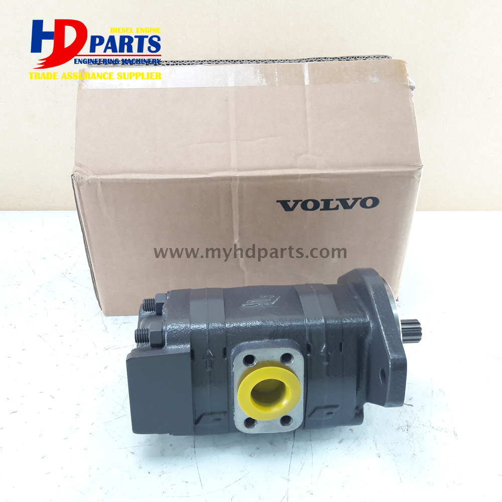 Buy Excavator Parts EC480 High Pressure Gear Pump Part