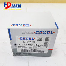 Zexel 105025-3040 S Type Nozzle Diesel Fuel Engine Parts Nozzle DLLA149SM304