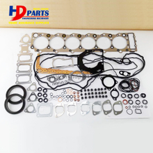 Excavator Engine Full Gasket Kit 6HK1 Electric Injection Gasket Set