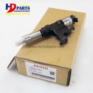 095000-5471 Original Common Rail Fuel Injector 0950005471 8973297032 For Diesel Engine 4HK1 6HK1