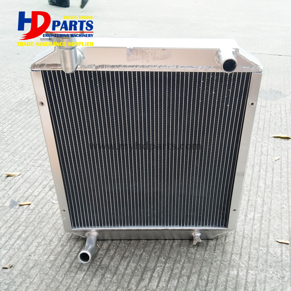 Diesel Engine Part PC60-5 PC60-6 PC60 PC75 Water Cooling Radiator