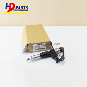J05E SK200-8 Common Rail Diesel Fuel Rail Denso Injector 095000-6353 For Hino