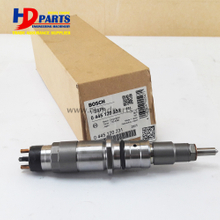 Denso Fuel Injectors Common Rail 0445120231 5263262 for Excavator Engine PC200-8 QSB6.8 6D107